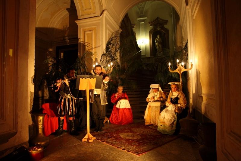 Il presepe vivente di Sant'Anastasia va in scena a Betlemme