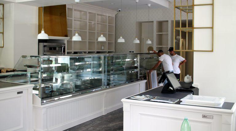 """Nasce la """"Caffetteria Altamura"""" dove c'era il """"Gran Caffè"""". Eccola in anteprima per voi"""