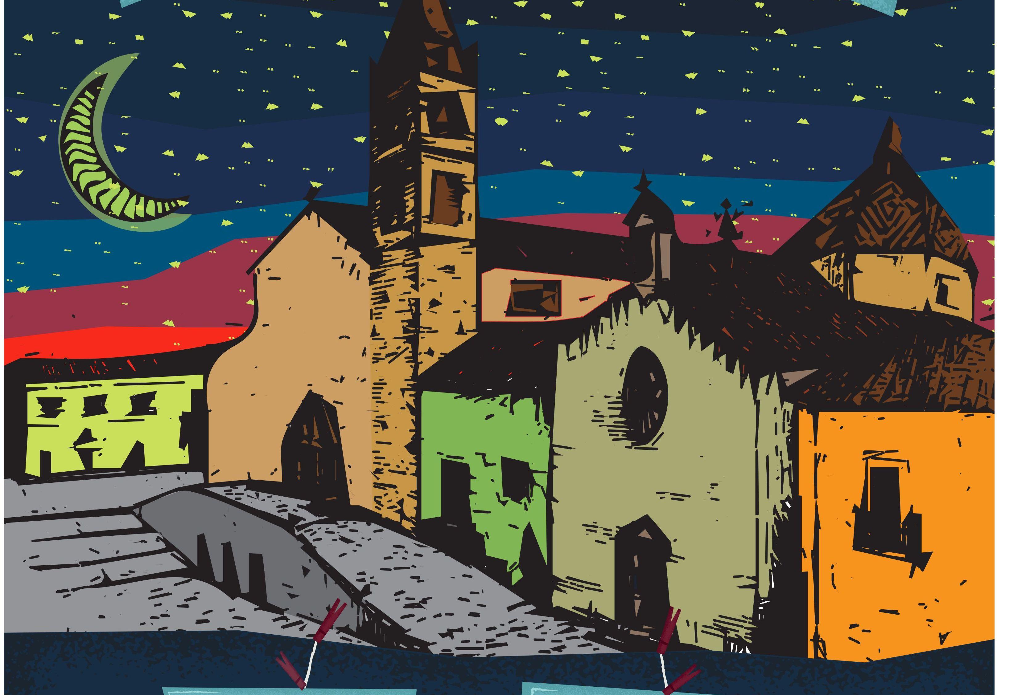 """""""Una notte al Borgo"""" seconda edizione. Sabato 6 e domenica 7 luglio 2019 nel borgo Sant'Antonio a Sant'Anastasia"""