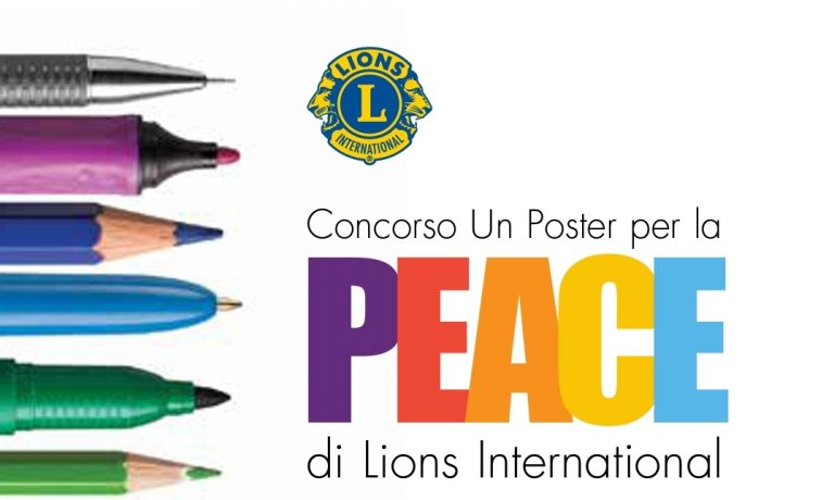"""Il 12 novembre un """"poster per la pace"""" a Sant'Anastasia"""
