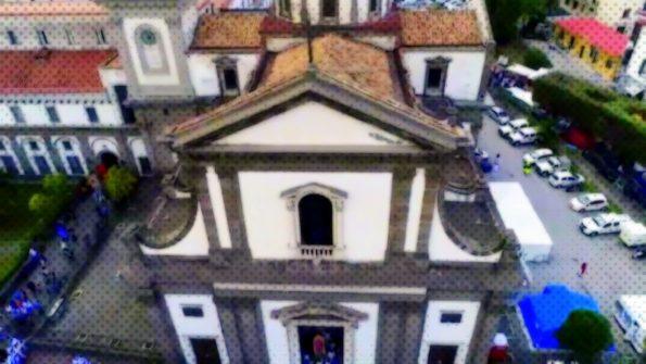 Madonna dell'Arco è zona rossa l'11, il 12 e il 13 aprile. De Luca ha firmato l'ordinanza
