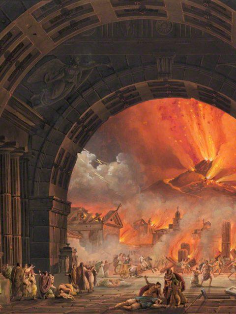 Quell'eruzione che distrusse Pompei, Ercolano, Torre, Oplonti… . E che, oggi, fa ancora paura.